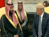 Trump: Saudi Arabia Decision Is About 'America First'