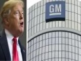 Trump Threatens To End Subsidies For GM