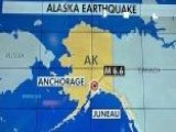 Tsunami Warning After 6.6 Earthquake Near Anchorage, Alaska