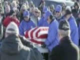 Thousands Of Strangers Gather To Honor Vietnam Veteran