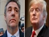 Trump Slams Cohen After Sentencing Announcement