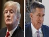 Trump Wishes Michael Flynn Luck Ahead Of Sentencing