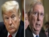 Trump Drops Demands To Fund Wall To Avoid Shutdown, Sen. McConnell Makes Deal To Fund Government Through February