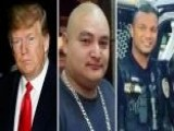 Trump Uses Accused Cop Killer's Immigration Status To Argue For Border Wall Funding Amid Partial Government Shutdown