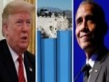 Trump Tweets Obama Built A 10-foot Wall Around His Compound For Security, Says The US Needs A 'slightly Larger Version'