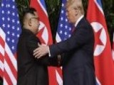 Trump Is Open To A Possible Second Summit With North Korean President Kim Jong Un: Is He Extending An Olive Branch?