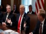 Trump Holds Press Conference With Cabinet Members, Indicates He Is Ready To Be Open And Listen To The Democrats
