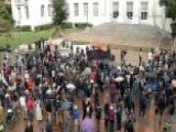 UC Berkeley Students Protest Service Cuts, Fee Hikes
