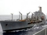 US Ship Fires On Boat Off Dubai