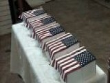 Unclaimed Veterans' Remains Receive Funeral