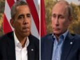 U.S., Russia Disagree Over Response To Syrian Crisis