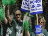 Unions Threaten Lawsuit Over Pension Reform Plan