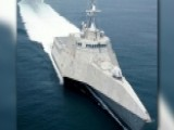 USS Coronado Sets Out On Maiden Voyage