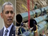 Unions Slam President Obama Over 'gutless' Keystone Delay