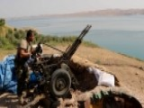 US Airstrikes Help Iraqi, Kurdish Forces To Retake Mosul Dam