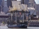 USS Constitution Sets Sail Before 3-year Overhaul