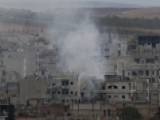 US-led Forces Intensify Strikes Against ISIS In Kobani