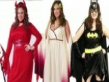 Uproar After Walmart Advertises 'fat Girl' Costumes Online