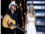 Underwood, Paisley Deliver Music, Jokes At CMA Awards