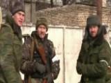 Ukraine: Rebels Still Launching Attacks Despite Cease-fire