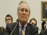 Uncut: Donald Rumsfeld On ISIS And Iraq Then And Now