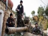 US Halts Rebel Training As Russia Escalates Syria Presence