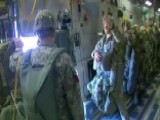 US Troops Parachute Into Europe For First Time Since WWII