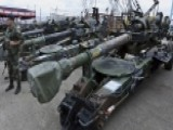 US Military Sending Tanks, Artillery To Eastern Europe