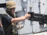 US Navy Sailors Open Fire On Abandoned Lifeboat
