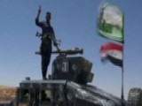 US Steps Up Fight Against ISIS In Fallujah, Iraq