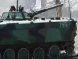 Ukraine, Russia Tensions Rise Over Crimea