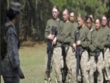 US Marines Up Efforts To Attract Female Recruits
