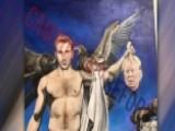 University Displays Professor's Painting Of A Beheaded Trump