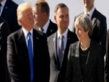US Intel Leaks Threaten To Upstage Trump's Trip NATO Summit