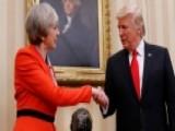 UK Resumes Sharing Intelligence With The US