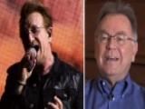 U2 Features ASU Professor's Poem On The Joshua Tree Tour