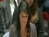 UN Ambassador Nikki Haley Warns North Korea