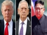 US Military Leaders To Meet With Trump To Discuss NKorea
