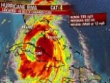 Uncertainty Over Irma's Direction When It Turns To Florida