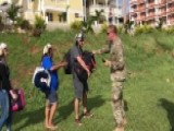 US Navy Rescues Hurricane Maria Victims From Dominica