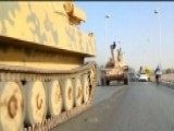 US-backed Forces Liberate Raqqa From ISIS Terrorists