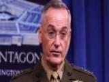 US General Reveals New Timeline On Deadly Niger Ambush