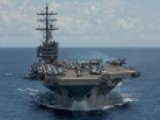 US Navy To Run Rare 3-carrier Military Exercise In Pacific