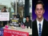 UC Merced Student Senate Apologizes For Republicans