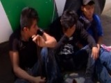 Undocumented Migrants Caught At Border Speak Out