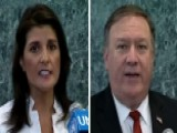 US Leaders Call Out North Korea Sanctions Violators