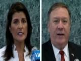 US Leaders Call Out North Korea Sanctions Violators