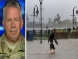 US Army Ready To Help With Florence Recovery Efforts