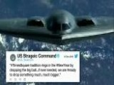 US Strategic Command Apologizes For New Year Eve's Tweet Comparing Times Square Ball To Dropping Bombs