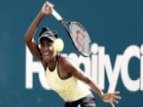 Venus Williams Teaches 'Fox & Friends' Some Tennis Moves